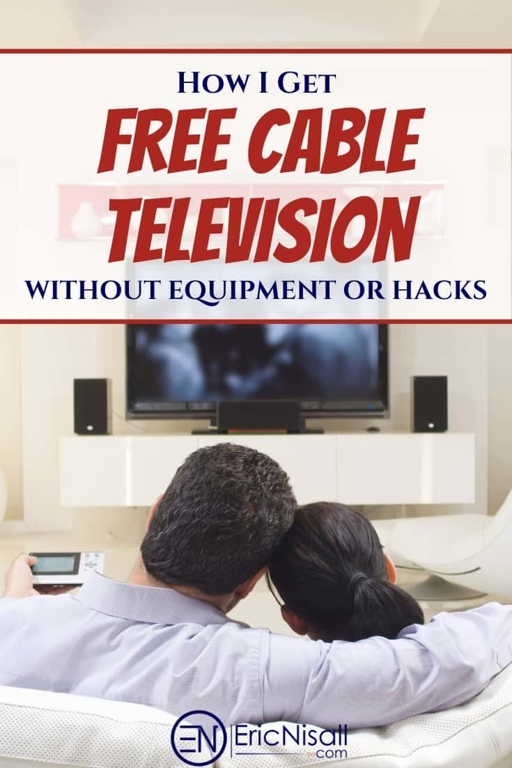 Like cable television? Hate the high cost you have to pay? You *may* be able to get it for free, as I do. #freetv #cutthecord #overtheairhdtv #hdtelevision #cordcutter #cabletv #entertainment via @ericnisall