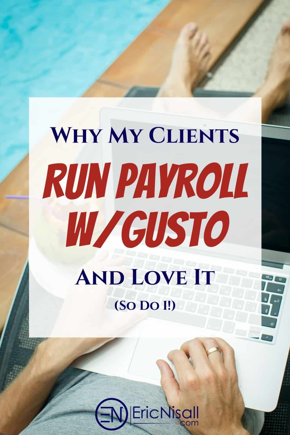 It can be time-consuming and intimidating to run payroll with all it requires. Use Gusto to run payroll & get a practically hands-off experience while still being fully compliant with all of the rules! via @ericnisall