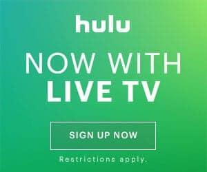Hulu streaming tv