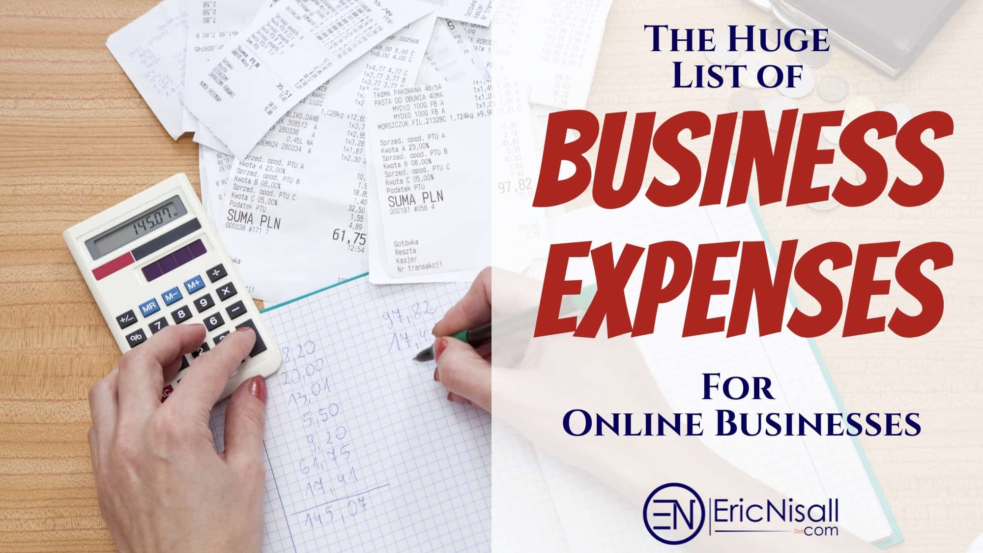 List of Business