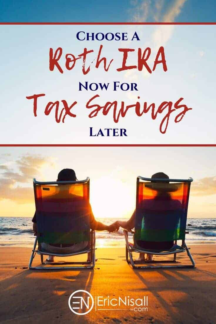 If you haven't heard, Roth IRAs are a great way to invest for the future.  If you haven't heard of it before, do yourself a huge favor and look into it! #retirement #rothira #financialplanning via @ericnisall