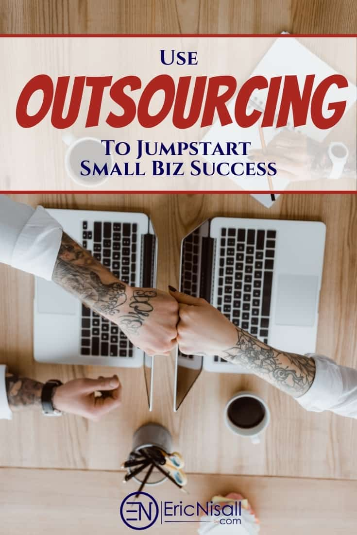 Outsourcing confuses a number of new entrepreneurs. Here, we'll look at how it works and can help your small business succeed. #entrepreneur #smallbusiness #outsource #contractors #socialmedia #bookkeeping #graphicdesign #webdesign via @ericnisall