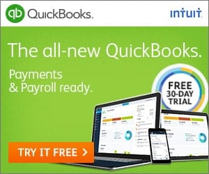 QuickBooks Online free trial