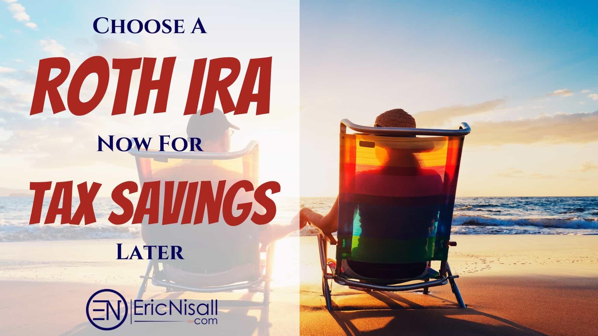 Roth IRA Tax Savings