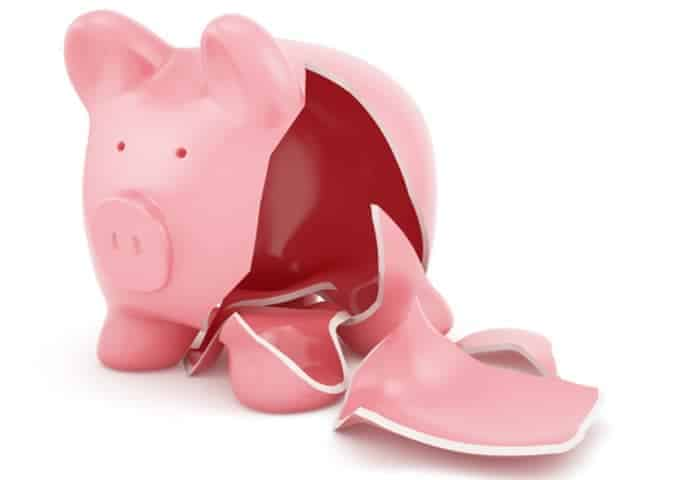 making the most of your money, earning the most interest, interest bearing savings accounts, where to keep money, emergency account,