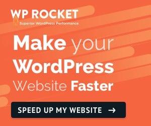 WP Rocket Wordpress speed