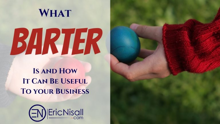 What Barter Is & How It Can Be Useful To Your Business